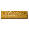 Miniature Pool Hall Billiards Wood Sign