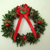 Deluxe Decorated Christmas Wreath