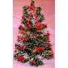 Ultimate Decorated Christmas Tree - Red Roses and Bows