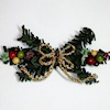 Handcrafted Della Robbia Fruit Mantle Christmas Decoration