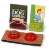 Water Bowl and Dog Food Bowl Feeding Set