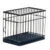 Large Black Dog Cage