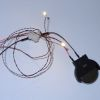 Warm White LED Chip Light Set - Battery Operated