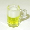 Handcrafted Large Filled Mug of Beer