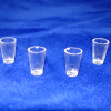 Set of Four Water Glasses