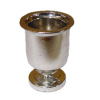 Silver Metal Ice Bucket