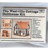 Miniature Westville Cottage Dollhouse Kit Box