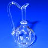 Ferenc Albert Handblown Glass Long Neck Spanish Decanter