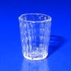 Handblown Ferenc Albert Olde English Hobnail Glass Tumbler