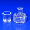 Ferenc Albert Handblown Bedside Water Carafe and Glass