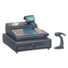 Modern Cash Register and Hand Scanner