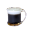 Filled Handblown Glass Mug of Dark Beer by Phil Grenyer