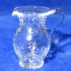 Crystalline Blown Glass Creamer Jug by Phil Grenyer