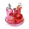 Phil Grenyer Crystalline Glass Drink Set