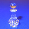 Clear Eau de Cologne Perfume Bottle by Phil Grenyer