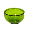 Phil Grenyer Green Crystalline Glass Bowl
