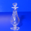 Phil Grenyer Thomas Hawkes Crystalline Glass Decanter