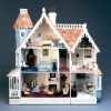 The McKinley Wall Mounted Dollhouse Kit