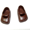 Wearable Heidi Ott Teen Brown Shoes Mary Janes