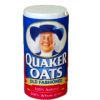 Quaker Oatmeal Container