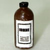 Medical Bottle Of Iodine