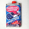 Mary Eccher Charcoal Lighter Fluid Can