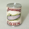 Mary Eccher Vintage Can Of Vegetables - Corn