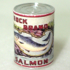 Mary Eccher Can of Fish - Salmon