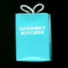 Mary Eccher Gourmet Kitchen Shopping Bag