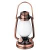 Lighting Hurricane Oil Lamp Railroad Lantern Battery Operated