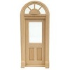 Miniature Wood Palladian Door