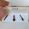 Red Lipstick Lip Liner and Lip Gloss Artisan Makeup Set