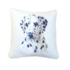 Artisan Dalmation Soft Dog Pillow with Piping
