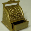 Antique Cash Register with Opening Drawer