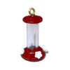 Red Hummingbird Feeder for Dollhouse Garden