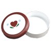 Opening Amish Valentine's Day Heart Cookie Candy Tin