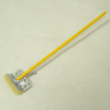 Wood and Metal Sponge Mop