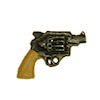 Dollhouse Miniature Snub Nose Revolver