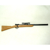 Dollhouse Miniature Hunting Rifle With Scope