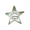 Tiny Metal Western Sheriff's Star