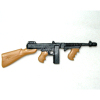 Dollhouse Miniature Submachine Gun