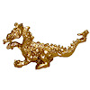 Golden Asian Dragon