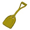 Miniature Metal Beach Sand Shovel