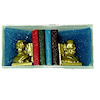 Abraham Lincoln Bookends and Books Set