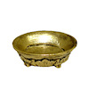 Jeannetta Kendall Oval Golden Bowl