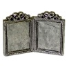 Jeanetta Kendall Small Silver Metal Sweetheart Picture Frame