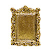 Jeannetta Kendall Golden Metal Picture Frame
