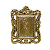 Jeanetta Kendall Antiqued Gold Filigree Picture Frame