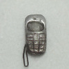 Ulus Artisan Crafted Detailed Grey Cell Phone