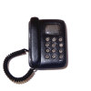 Ulus Artisan Crafted Black Push Button Telephone